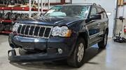 2010 Jeep Grand Cherokee Automatic Transmission Assembly With 23923 Miles 05-09