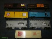 Lionel Freight Cars Rolling Stock Assortment Lot Of 7 Nice