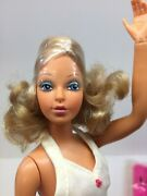 1978 Ideal Tuesday Taylor Doll Super Model With Fashion Stepper