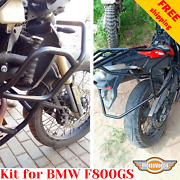 For Bmw F800gs Luggage Rack System F 800 Gs Crash Bars Kit Engine Guard 08-12