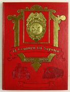 Oklahoma City Fire Department 1989 Firefighter History Year Book