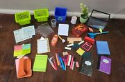 Og Our Generation Awesome Academy School Classroom Replacement Accessories Lot