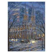 Robert Finale St Patricks Cathedral Hand Signed