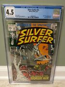 Silver Surfer 13 1970 Vf 4.5 The Dawn Of The Doomsday Man 1st Doomsday Man|