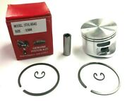 Piston Kit Fits Stihl Ms 462 Ms 462 C 52mm 1142 030 2004 New Ships From Usa