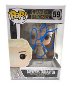 Emilia Clarke Signed Autograph And039game Of Thronesand039 Funko Pop Beckett Bas Got 11