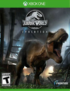 Jurassic World Evolution Sold Out Xbox One 812303014611