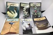 Lot 6 Wildfowl Carving Magazine Early 2000's Wood Carving Decoy Bird Duck Vtg