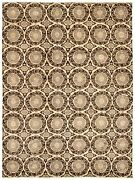 Ecarpetgallery Hand-knotted 9and0390 X 11and03910 Wool Area Rug In Ivory