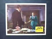 And Then There Were None '45 Agatha Christie Roland Young Points At Butler Lc