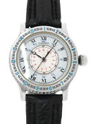 Longines Lindbergh Hour Angle Automatic Menand039s Watch Wl33462