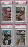 1970 Kelloggand039s All Psa 9 Complete Set Of 75 Cards Rose Mays Clemente Jackson