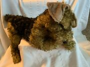 Folkmanis Airedale Terrier Dog Puppet Retired In 2020 New With Tags