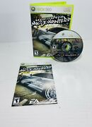 Need For Speed Most Wanted Microsoft Xbox 360, 2005 Tested And Complete