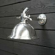 Nautical Smooth Cargo Pendant/wall/ceiling Light Andndashwith Stand Small Lot Of 10