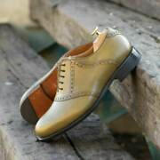 The Saddle Shoe Model 8005 From Robert August