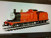 Bachmann G Scale James The Red Engine 91403 Thomas And Friends With Moving Eyes