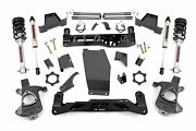 Rough Country 6 N3 Strut And V2 Shock Lift Kit For 14-18 Chevy/gmc 1500 - 22672