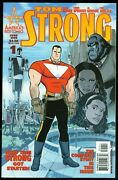 Tom Strong 1-15 + Tomorrow Stories 1-12 + Top 10 1-11 - 38 Issues - Vf/nm