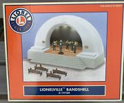 Lionel Lionelville Bandshell 6-14164 New In Box Never Opened