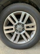 Stock Rims And New Tires 2012 Toyoto 4runner Limited
