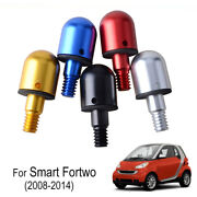Front Or Rear Bumper Protector Spikes Guard Protectors For Smart Fortwo Ed Car A
