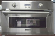 Thermador Professional Series Pso301m 30andprime Single Steam Convection Wall Oven