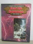 Concepts And Challenges In Earth Science Third Ed. Annotated Teacher's Ed.