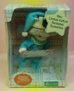 Precious Moments 2000 Baby Collection Luv N' Care Boy Christmas Elf 01509 New