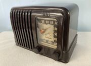 1940 Rca 1x Tube Radio With Bluetooth And Fm Options