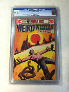 Weird Western Tales 14 Cgc 9.6 Top Graded Early Jonah Hex Alex Toth 1972