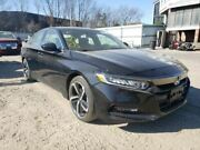 Passenger Front Knee Turbo With Suspension Sport Fits 18-19 Accord 2831215