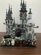 Lego Monster Fighters Vampyre Castle 9468 Rare Authentic Lego