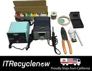 Weller Wes51 Analog Soldering Station Solder And Extra Goodies Hot Dyi Starter Kit