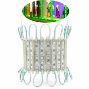 5054 Smd Led Module Strip Light+power+remote For Store Front Window Logo Lamp Us