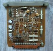 1x Board Soviet Military Ic Rare Vintage Ceramic Cpu For Gold Scrap Recovery N26