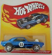 124 Hot Wheels Rlc 1301/3000 Heavy Chevy Rare 2011 In Protector