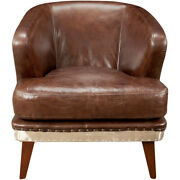 Moeand039s Home Collection Pk-1017-20 Preston Brown Club Chair