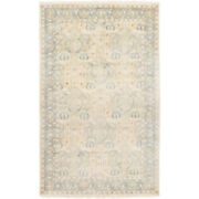 Surya Und2003-58 Uncharted 96 X 60 Inch Brown And Blue Area Rug Wool