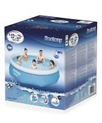 10and039 X 30 New Fast Set Swimming Pool Bestway