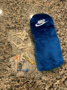 Super Rare Vintage Nike Golf Headcover With Rare Tees Ball Markers Divot Tools