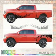 Off-road Graphics Mud Splash For 4x4 Truck Car Suv Large Size Raptor Style   7
