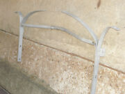 1948 Jeepster Willys Overland Rear Bumper Brackets 3 Pieces