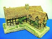 David Winter 'william Shakespeare's Birthplace' 1983 'hand Signed By David'