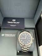 Tag Heuer Aquaracer Alarm Quartz Stainless Steel Way111z 2020 With Box And Paper
