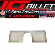 Sbc Front Engine Plate - Aluminum Motor Mount - Small Block Chevy