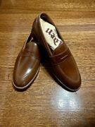 Alden Whiskey Rare Shell Cordovan Loafers Us 11 D