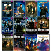 Doctor Who Complete Series Season 1-12 Dvd Set Free Shipping New