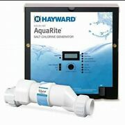 Hayward Aquarite Salt Chlorinator With Turbocell For 40k Gallon In Ground Pools