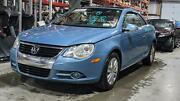 2008 Volkswagen Eos 2.0l Turbo Engine Assembly With 70870 Miles 2007